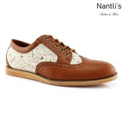Zapatos para Hombre FA-CHASE Brown Mayoreo Wholesale Men's Fashion Shoes Nantlis