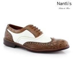 Zapatos para Hombre FA-COOPER Brown Mayoreo Wholesale Men's Fashion Shoes Nantlis