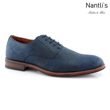 Zapatos para Hombre FA-DAWSON Blue Mayoreo Wholesale Men's Fashion Shoes Nantlis