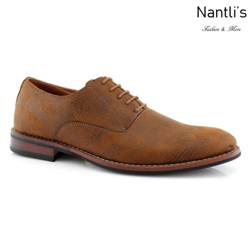 Zapatos para Hombre FA-DAWSON Brown Mayoreo Wholesale Men's Fashion Shoes Nantlis