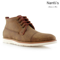 Zapatos para Hombre FA-DONOVAN Brown Mayoreo Wholesale Men's Fashion Shoes hi-top Sneakers Nantlis