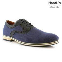 Zapatos para Hombre FA-EDMONDS Blue Mayoreo Wholesale Men's Fashion Shoes Nantlis