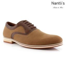 Zapatos para Hombre FA-EDMONDS Brown Mayoreo Wholesale Men's Fashion Shoes Nantlis