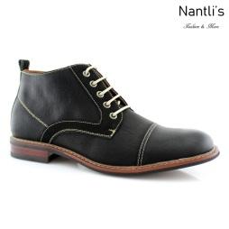 Zapatos para Hombre FA-ELI Black Mayoreo Wholesale Men's Fashion Shoes Chukka Boots Nantlis