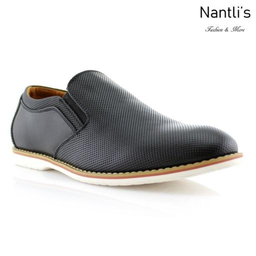 Zapatos para Hombre FA-ELITE Black Mayoreo Wholesale Men's Fashion Shoes Nantlis