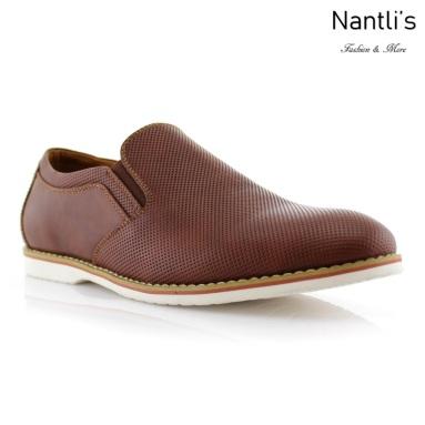 Zapatos para Hombre FA-ELITE Brown Mayoreo Wholesale Men's Fashion Shoes Nantlis