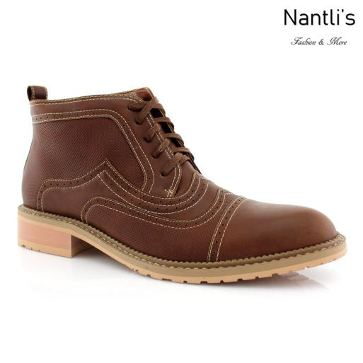 Zapatos para Hombre FA-ETHAN Brown 572 Mayoreo Wholesale Men's Fashion Shoes Chukka Boots Nantlis