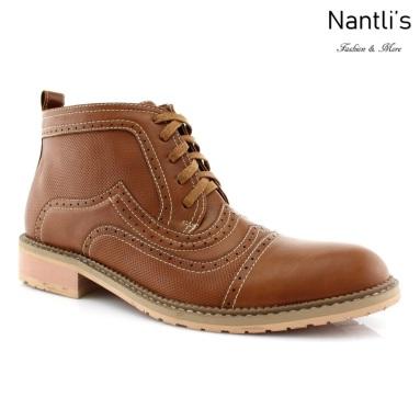 Zapatos para Hombre FA-ETHAN Brown 626 Mayoreo Wholesale Men's Fashion Shoes Chukka Boots Nantlis