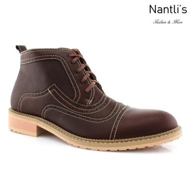 Zapatos para Hombre FA-ETHAN Red 638 Mayoreo Wholesale Men's Fashion Shoes Chukka Boots Nantlis