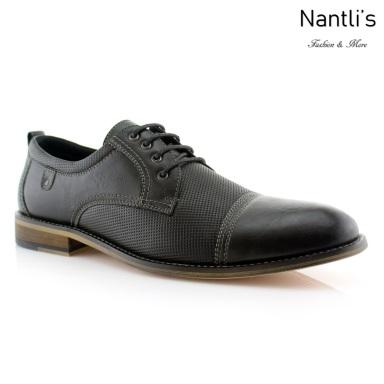 Zapatos para Hombre FA-FELIX Black Mayoreo Wholesale Men's Fashion Shoes Nantlis