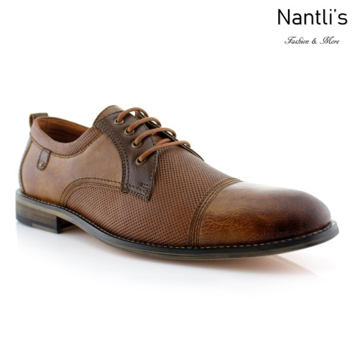 Zapatos para Hombre FA-FELIX Brown Mayoreo Wholesale Men's Fashion Shoes Nantlis