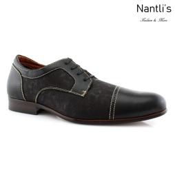 Zapatos para Hombre FA-FERNANDO Black Mayoreo Wholesale Men's Fashion Shoes Nantlis