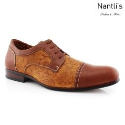 Zapatos para Hombre FA-FERNANDO Light Brown Mayoreo Wholesale Men's Fashion Shoes Nantlis