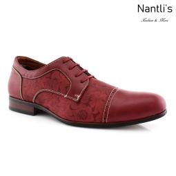 Zapatos para Hombre FA-FERNANDO Red Mayoreo Wholesale Men's Fashion Shoes Nantlis