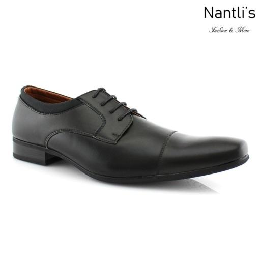 Zapatos para Hombre FA-GARY Black Mayoreo Wholesale Men's Fashion Shoes Nantlis