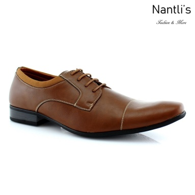Zapatos para Hombre FA-GARY Dark Brown Mayoreo Wholesale Men's Fashion Shoes Nantlis