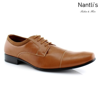 Zapatos para Hombre FA-GARY Light Brown Mayoreo Wholesale Men's Fashion Shoes Nantlis