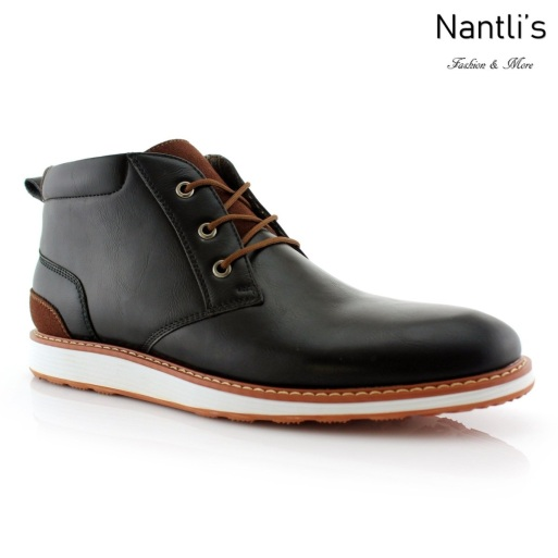 Zapatos para Hombre FA-HOUSTAN Black Mayoreo Wholesale Men's Fashion Shoes hi-top Sneakers Nantlis