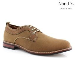 Zapatos para Hombre FA-ISAAC Dark Brown Mayoreo Wholesale Men's Fashion Shoes Nantlis