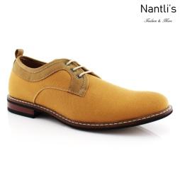 Zapatos para Hombre FA-ISAAC Light Brown Mayoreo Wholesale Men's Fashion Shoes Nantlis