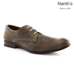 Zapatos para Hombre FA-ISAIAH Dark Brown Mayoreo Wholesale Men's Fashion Shoes Nantlis