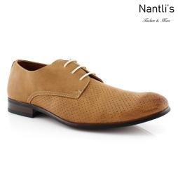 Zapatos para Hombre FA-ISAIAH Light Brown Mayoreo Wholesale Men's Fashion Shoes Nantlis