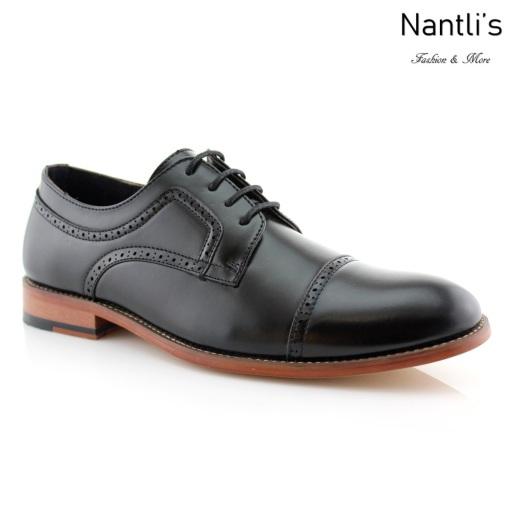 Zapatos para Hombre FA-JARED Black Mayoreo Wholesale Men's Fashion Shoes Nantlis