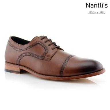 Zapatos para Hombre FA-JARED Brown Mayoreo Wholesale Men's Fashion Shoes Nantlis