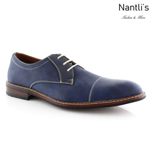 Zapatos para Hombre FA-JASON Blue Mayoreo Wholesale Men's Fashion Shoes Nantlis
