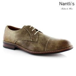 Zapatos para Hombre FA-JASON Brown Mayoreo Wholesale Men's Fashion Shoes Nantlis
