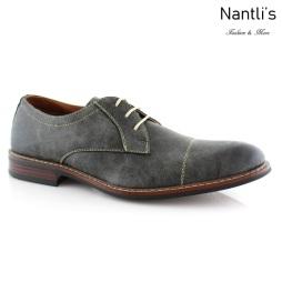 Zapatos para Hombre FA-JASON Grey Mayoreo Wholesale Men's Fashion Shoes Nantlis