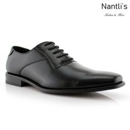 Zapatos para Hombre FA-JEREMIAH Black Mayoreo Wholesale Men's Fashion Shoes Nantlis