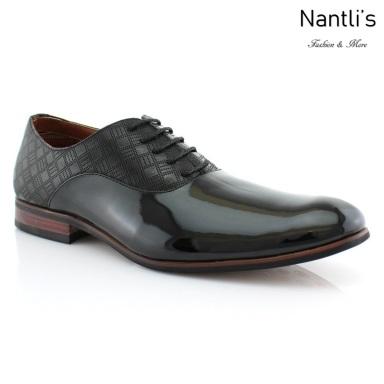 Zapatos para Hombre FA-JOEY Black Mayoreo Wholesale Men's Fashion Shoes Nantlis