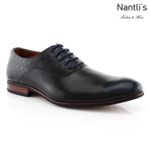 Zapatos para Hombre FA-JOEY Blue Mayoreo Wholesale Men's Fashion Shoes Nantlis
