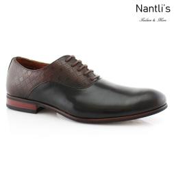Zapatos para Hombre FA-JOEY Brown Mayoreo Wholesale Men's Fashion Shoes Nantlis
