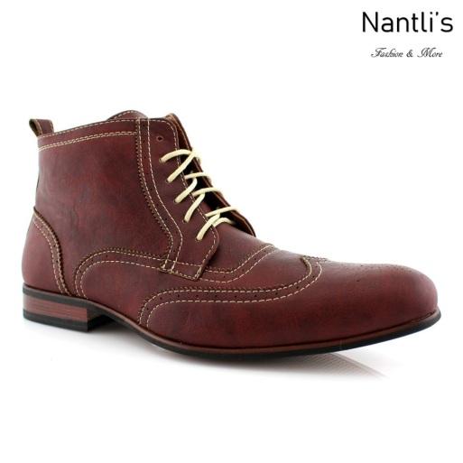Zapatos para Hombre FA-JOHN Red Mayoreo Wholesale Men's Fashion Shoes Chukka Boots Nantlis