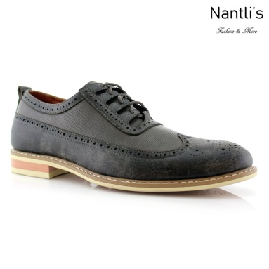 Zapatos para Hombre FA-JOSH Grey Mayoreo Wholesale Men's Fashion Shoes Nantlis
