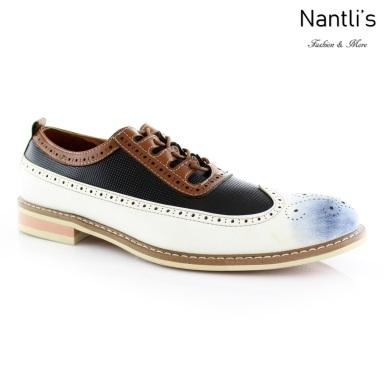 Zapatos para Hombre FA-JOSH White Mayoreo Wholesale Men's Fashion Shoes Nantlis