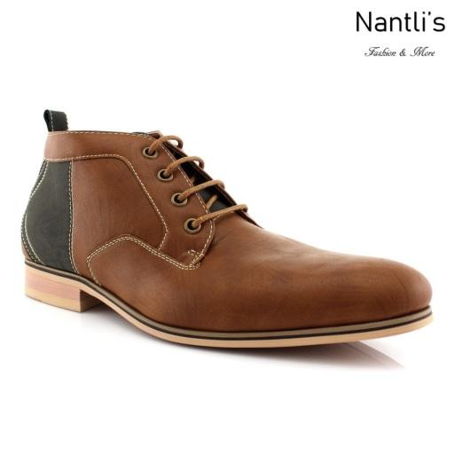 Zapatos para Hombre FA-KINGSTON Light Brown Mayoreo Wholesale Men's Fashion Shoes Chukka Boots Nantlis