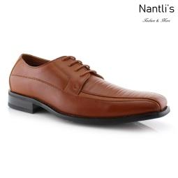 Zapatos para Hombre FA-KOBE Brown Mayoreo Wholesale Men's Fashion Shoes Nantlis