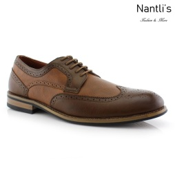 Zapatos para Hombre FA-LENNOX Brown Mayoreo Wholesale Men's Fashion Shoes Nantlis