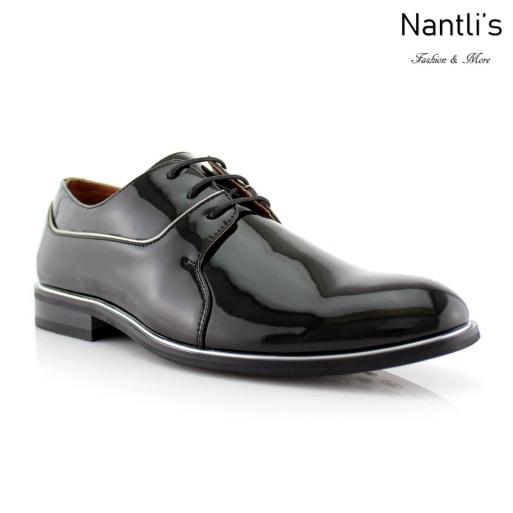 Zapatos para Hombre FA-LIAM Black Mayoreo Wholesale Men's Fashion Shoes Nantlis