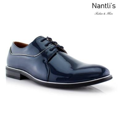 Zapatos para Hombre FA-LIAM Blue Mayoreo Wholesale Men's Fashion Shoes Nantlis