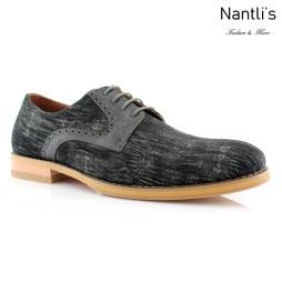 Zapatos para Hombre FA-LITO Grey Mayoreo Wholesale Men's Fashion Shoes Nantlis