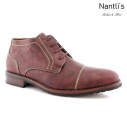Zapatos para Hombre FA-LOGAN Red Mayoreo Wholesale Men's Fashion Shoes Chukka Boots Nantlis