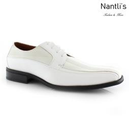 Zapatos para Hombre FA-LORENZO White Mayoreo Wholesale Men's Fashion Shoes Nantlis