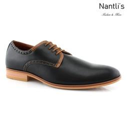 Zapatos para Hombre FA-MANUEL Black Mayoreo Wholesale Men's Fashion Shoes Nantlis