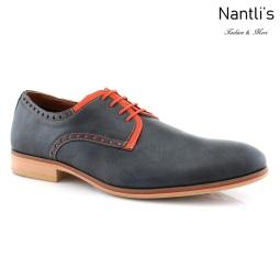 Zapatos para Hombre FA-MANUEL Blue Mayoreo Wholesale Men's Fashion Shoes Nantlis