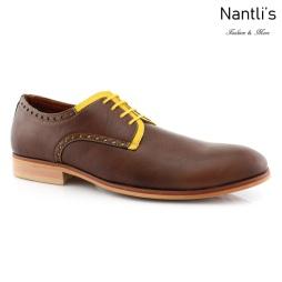 Zapatos para Hombre FA-MANUEL Dark Brown Mayoreo Wholesale Men's Fashion Shoes Nantlis