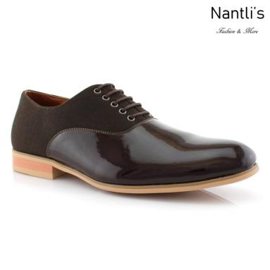 Zapatos para Hombre FA-MARCUS Brown Mayoreo Wholesale Men's Fashion Shoes Nantlis